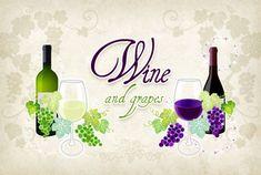 お洒落なワイン素材イラストがいっぱい!グラスやワンボトル、コーナーフレームやワンポイントの装飾にも使えるブドウのイラストです。ご使用の際はイラストACの利用禁止事項をご確認の上、お願いいたします!ワイン&ブドウ_イラストセット↑クリックでダ Place Cards, Place Card Holders, Wine, Tableware, Dinnerware, Tablewares, Dishes, Place Settings
