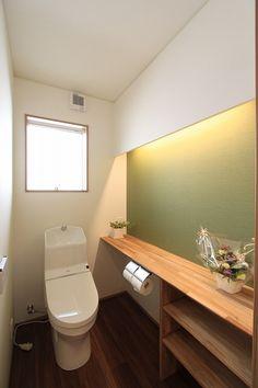 内観集 ~サニタリー・浴室・水廻り~ Interior Architecture, Toilet, House, Home, Litter Box, Haus, Toilets, Powder Rooms, Houses