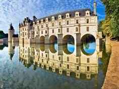 Chateau de Chenonceau.