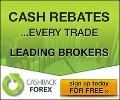 Cash Back Forex Broker Rebates - Get Paid On Every Trade You Make