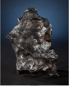 A CLASSIC EXAMPLE OF THE QUINTESSENTIAL AMERICAN METEORITE. | Lot #53313 | Heritage Auctions