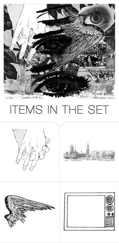 """""""Untitled #455"""" by ebonylane ❤ liked on Polyvore featuring art"""