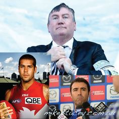 Stace, Gus & Ian on AFL issues including the benefit from Buddy, the Giants…