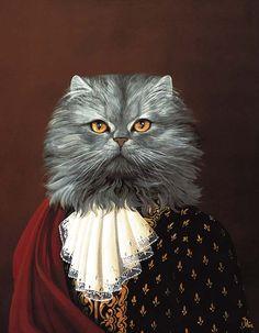 Фото 9, «Кошки - аристократы (12 фото)»