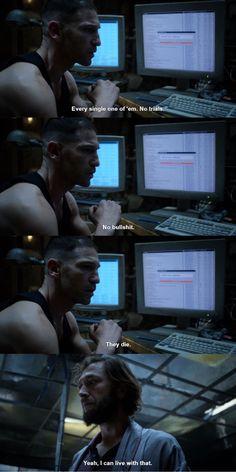 """#Marvel #ThePunisher #netflix 1x03 """"Kandahar"""""""
