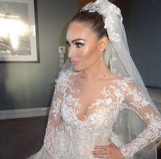amazing details steven khalil wedding dress