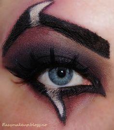 Lion King Scar Inspired Makeup
