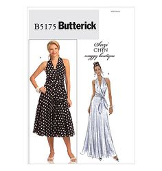 Butterick 5175  (now out of print)