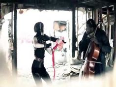 Radioactive (Cover) Imagine Dragons- Lindsey Stirling and Pentatonix! i love love love this video!!! they are amazing