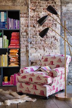 Colour Code - Bookshelf Ideas - Living Room & Design Ideas (houseandgarden.co.uk)