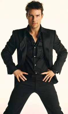 Tom Cruise is Proc Tv Actors, Actors & Actresses, Actor Headshots, Hollywood Men, Tommy Boy, Tom Cruise, Cute Guys, Celebrity Photos, Gq