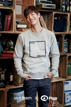 Song Jae Rim for Us n them - Plan Korea