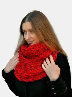 Red & Love di Fiorella su Etsy
