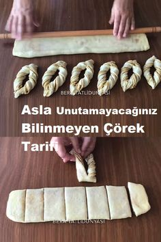 Creative Food, Breads, Turkish Recipes, Cooking Recipes, Cooking