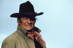 John Wayne © Phil Stern