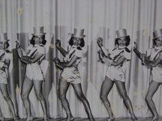 The Rockettes at Club Alabam, Dunbar Hotel, Central Ave. Los Angeles, California