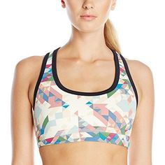 Play up your activewear with a patterned sports bra.