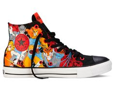 897ee5f62b6 ThunderCats x CONVERSE Chuck Taylor All Star Collection. Shoes WallpaperShoes  SneakersConverse ...