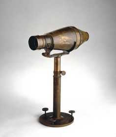 Vintage 1841 Daguerreotype Camera