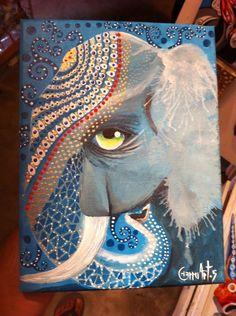 Elefante Indu