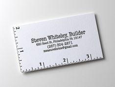 Steven Whiteley business card