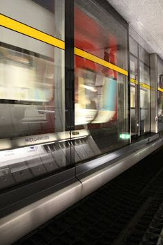 best metro station in London Nice.