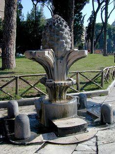 Fontanella della Pigna, Piazza San Marco