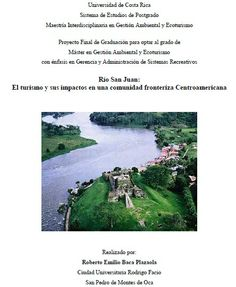 Master thesis spanish
