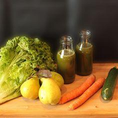 Ultra Green – Juiceporn  mega grün und super soft lecker #birne #gesund #grün #juiceporn #lecker #lollo #möhre #zucchini