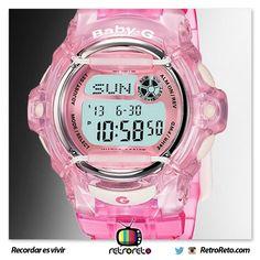 El reloj de mi hermana  → http://www.RetroReto.com