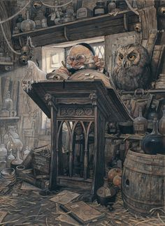Illustrations by Jean-Baptiste Monge
