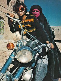 endilletante:    Geo n°10, juillet 1979. Yémen, dans la fièvre de l'or vert. Reportage d'Emmanuel Jarry.