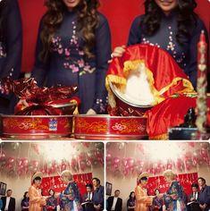 Vietnamese Wedding Decorations | Vietnamese Tea Ceremony - Jess Marks Photography
