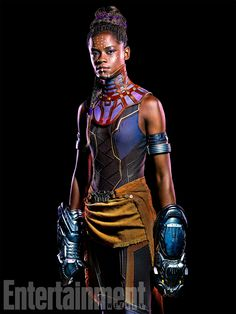 Black Panther: Welcome to Wakanda - Fashion and Costume Design in Focus Black Panthers, Shuri Black Panther, Black Panther 2018, Black Girl Magic, Black Girls, Marvel Dc, Marvel Women, Marvel Universe, Black Panther Character