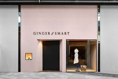 New Look Ginger & Smart Retail Store at Pacific Fair, Gold Coast by Flack Studio | Yellowtrace