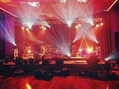 Riverside - Stage Setup