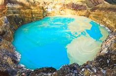 TripBucket - We want You to DREAM BIG!   Dream: Explore Kelimutu National Park & it's Colored Lakes, Indonesia