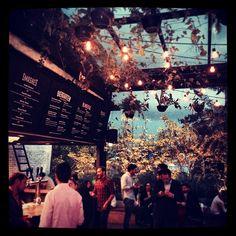 Bar Interior, Modern Cafe, Restaurant Design, Rooms, Travel, Gourmet, Barbell, Interiors, Viajes