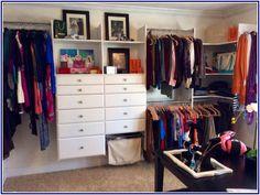 Great share Custom Closet Design