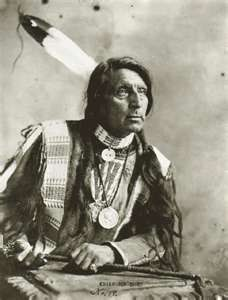 Red Shirt, Oglala Sioux