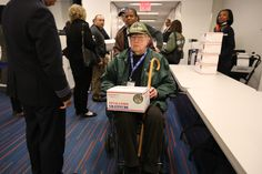 Honoring Our Heroes: JetBlue Celebrates Veterans Day With A Special Honor Flight to the National Museum of the US Air Force