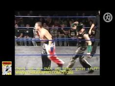 CHIKARA: Eddie Kingston vs. Hallowicked - Falls Count Anywhere [PCAGG 262]
