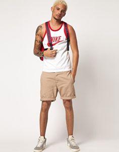 Enlarge Nike Logo Vest #ASOS