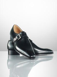 0c35bbaca98 Narvell Monk-Strap Shoe - Dress Shoes - RalphLauren.com