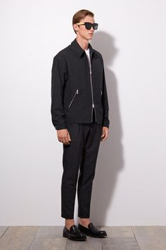 Michael Kors Spring 2015 Menswear Collection Slideshow on Style.com