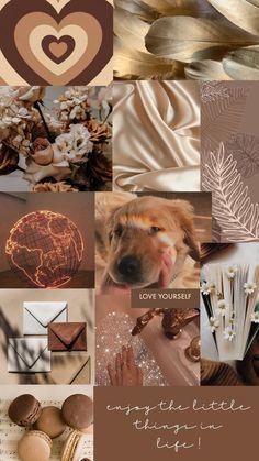 Aesthetic marrom   Pinterest