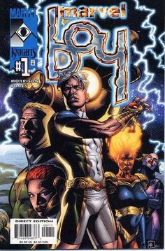 Download Free Marvel Boy #1-6 (2000)