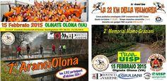 """AndòCorri: Domenica 15 febbraio torna """"La 22 Km della Valmore..."""