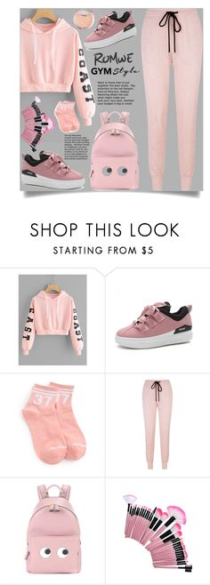 """""""What to wear?"""" by samra-bv ❤ liked on Polyvore featuring Markus Lupfer and Anya Hindmarch"""