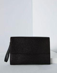 Bershka Turkey - Glitter wallet